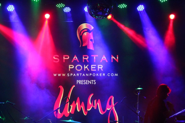 The Spartan Poker Events